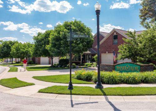 Hoosier Village Retirement community