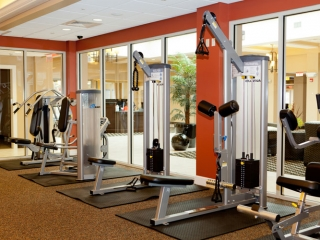 Fitness Center at Hoosier Village