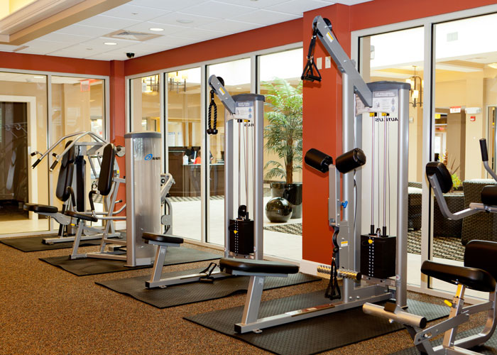 Hoosier Village Fitness Equipment
