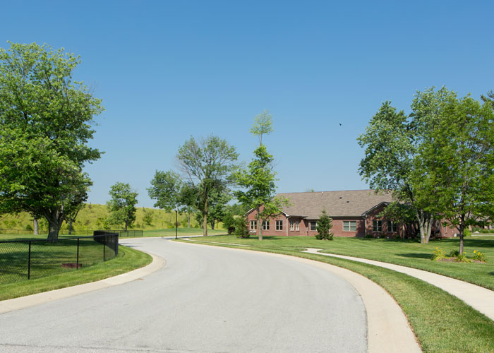 Hoosier Village Neighborhood