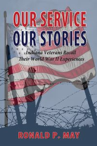 "Ronald May Book ""Our Service Our Stories"""