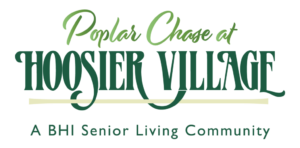 The Oaks at Hoosier Village logo
