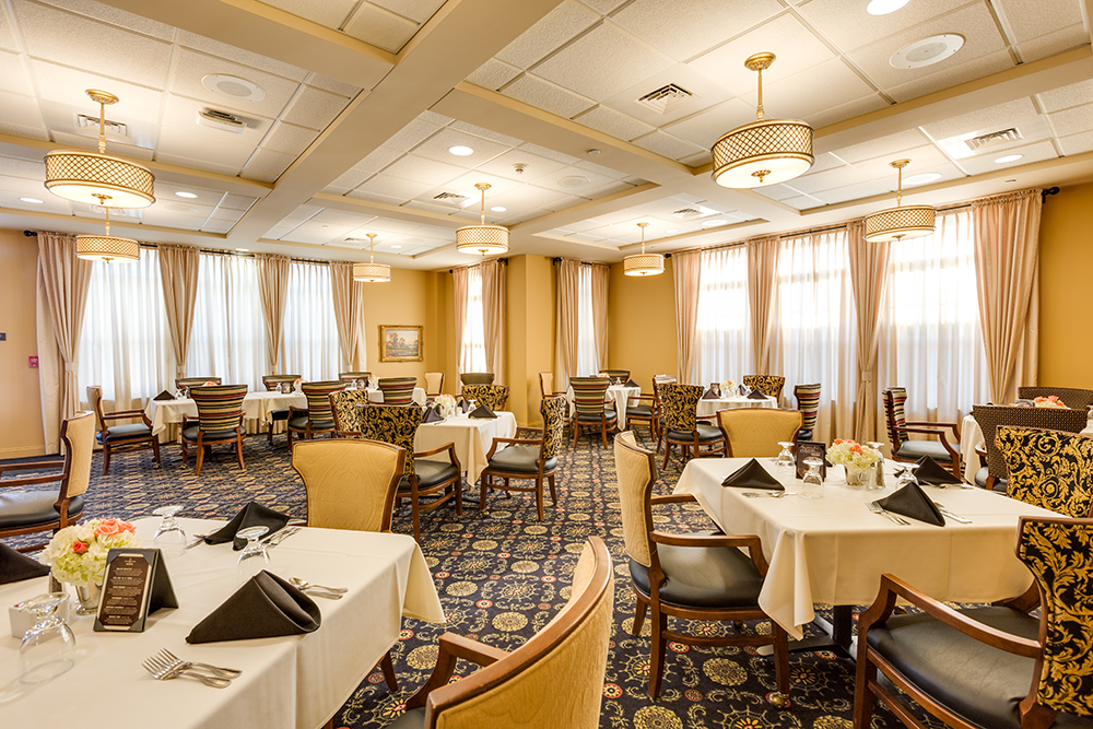 Roosevelts Dining Room