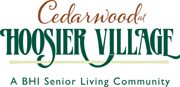 Cedarwood at Hoosier Village logo